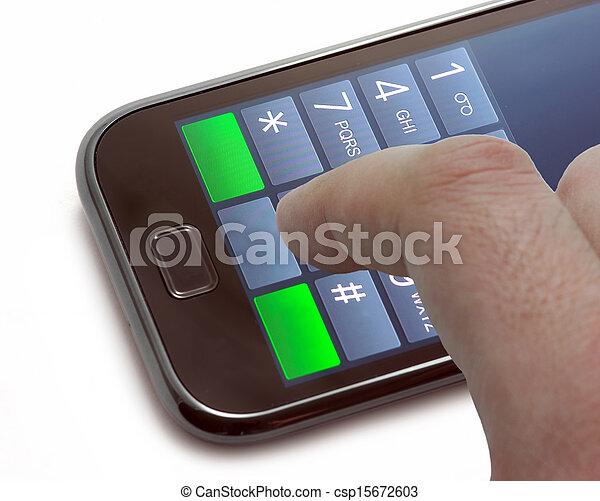 Mulher telefone 32345
